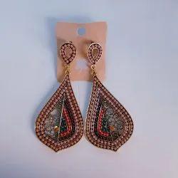 Party Wear Jewellery Earrings