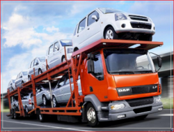 Car Carrier Transportation Service