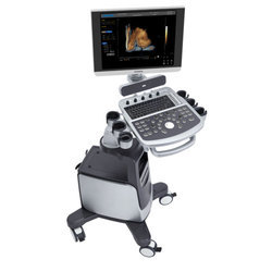 Q Bit 7 Ultrasound Machine