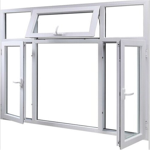 Powder Coated Aluminum Casement Window