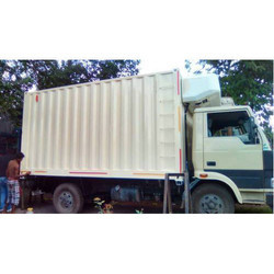 Diesel And Cng 18 Feet Refrigerated Truck