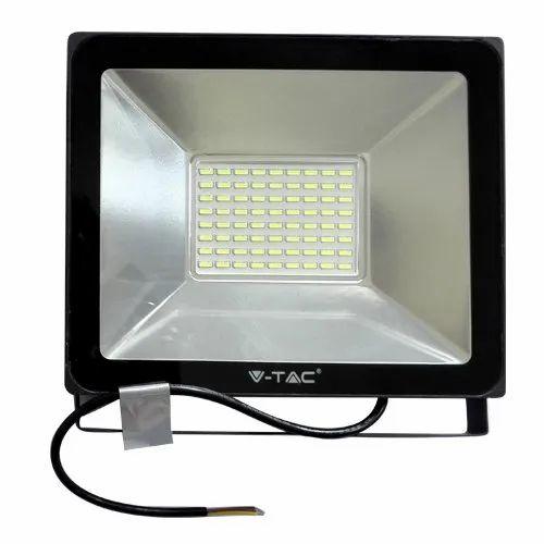 V-TAC Aluminium 60W LED Flood Light, Model Name/Number: V ...
