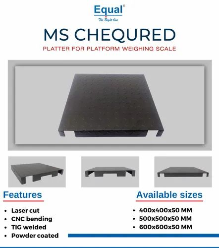 MS Chequred Platter
