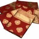 Beautiful Jaquard Silk Saree