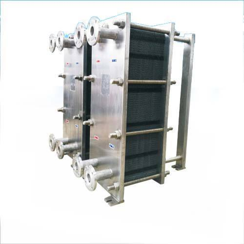 Plate Heat Exchanger at Rs 380000 /set | Plate And Frame Heat ...