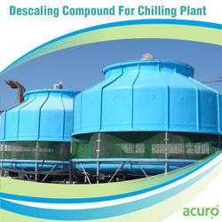 Solid Descaling Compound For Chilling Plant