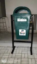 Sintex Waste Bin With Stand 100Ltr