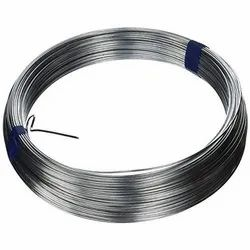 Galvanized Iron Wire, For Industrial, Thickness: 2 To 4.5 Mm