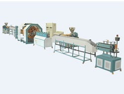 Braided PVC Tubing Extrusion Machine