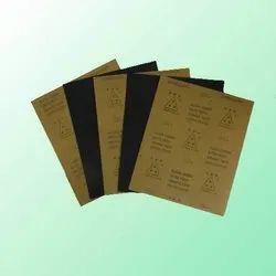 Abrasive Kraft paper, Packaging Type: Packet, 100-350
