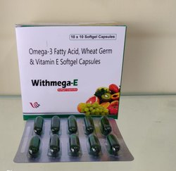 Omega 3 Fatty Acid Softgel Capsules