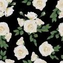 Floral Printed 40 Inch Width American Crepe Fabrics