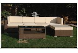 Outdoor Weather Resistant Sofa Perfect for Patio & Garden