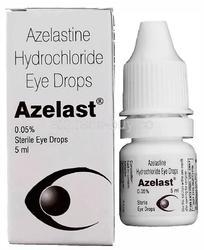 Azelast , Azelastine Eye Drop