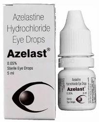 Azelast , Azelastine Eye Drop