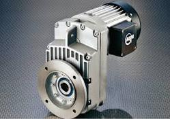 ABM Three Phase Shaft Mounted Gear Motor, Voltage: 450 V