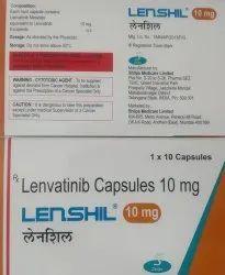 Lenshil 4Mg & 10 Mg Cap