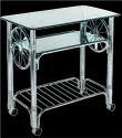 Rectangular Glass Center Table