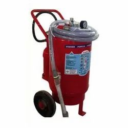 50Kg Trolley Type Fire Extinguisher
