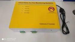 FireTweet Single Cloud Based Fire Asset Monitoring System, Model Name/Number: Ftg, 230 Vac