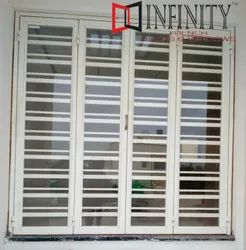 Pipe Design French Doors