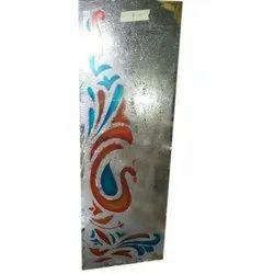 Toughened Door Glass, Packaging Type: Box
