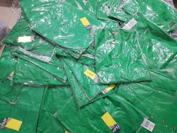 Green Rayon Kurti