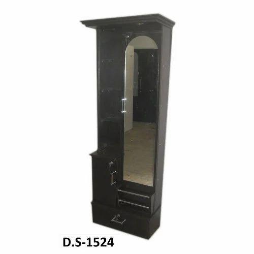 Wooden Black Dressing Table