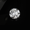 CVD Diamond 1.06ct D SI2 Round Brilliant Cut  HRD Certified Stone