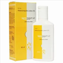 Ethinext Ketonext AF Lotion - Anti Fungal Lotion with Ketoconazole 2%, For Commercial
