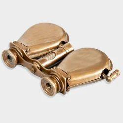 Antique Brass Vinatge Binoculars