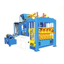 Concrete  Block Making Machine- ABM-10S