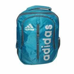 fef182b412 Polyester Blue Adidas School Backpack
