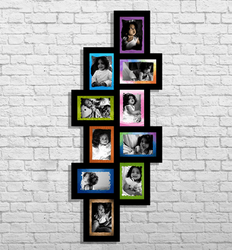 10 Photos Collage Frame