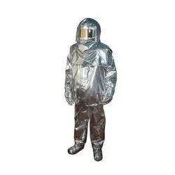 Fire fighter anti flash hood