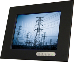 17 Industrial Flat Panel Monitor