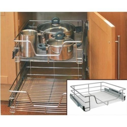 Pull Out Drawer Kitchen Cabinet Specs: Pull Out Drawer Kitchen Cabinet At Rs 25000 /unit