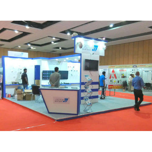 Open Exhibition Stand : Promoting products through exhibitions stands open