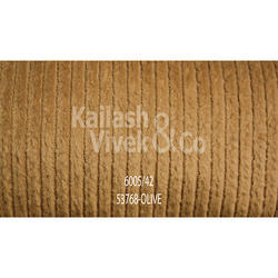 Structured Corduroy Olive Suiting Fabric