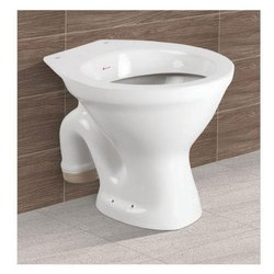 White Anglo Indian Toilet Seat