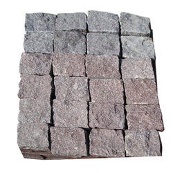 Toshibba Impex Granite Paving Stone, 30 to 40 mm