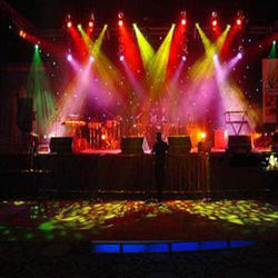 Corporate Event Management Service, Seating Capacity: Depends