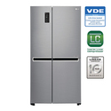 687 Litres Side By Side Refrigerator Gcb247sluv