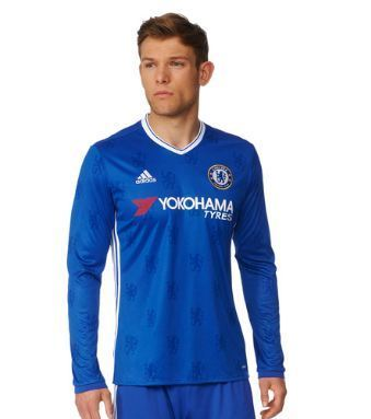 buy popular e4a0d 0bb9e Adidas Chelsea Fc Home Jersey For Mens