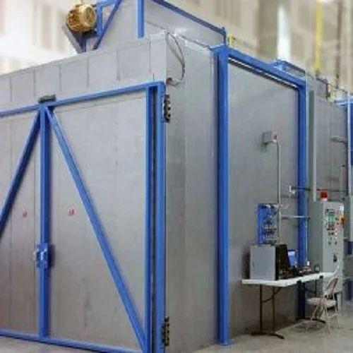 Kroft Industrial Equipments - Manufacturer of Powder Coating