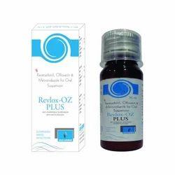 Racecadotril Ofloxacin And Metronidazole For Oral Suspension, 30 Ml