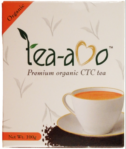 Tea Amo Organic Ctc Assam Tea