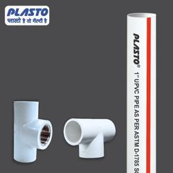 Schedule 80 UPVC Pipes