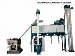 Cleaning Machine With Gravity 1200 kg