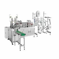 Osaka Automatic Blank Face Mask Making Machine